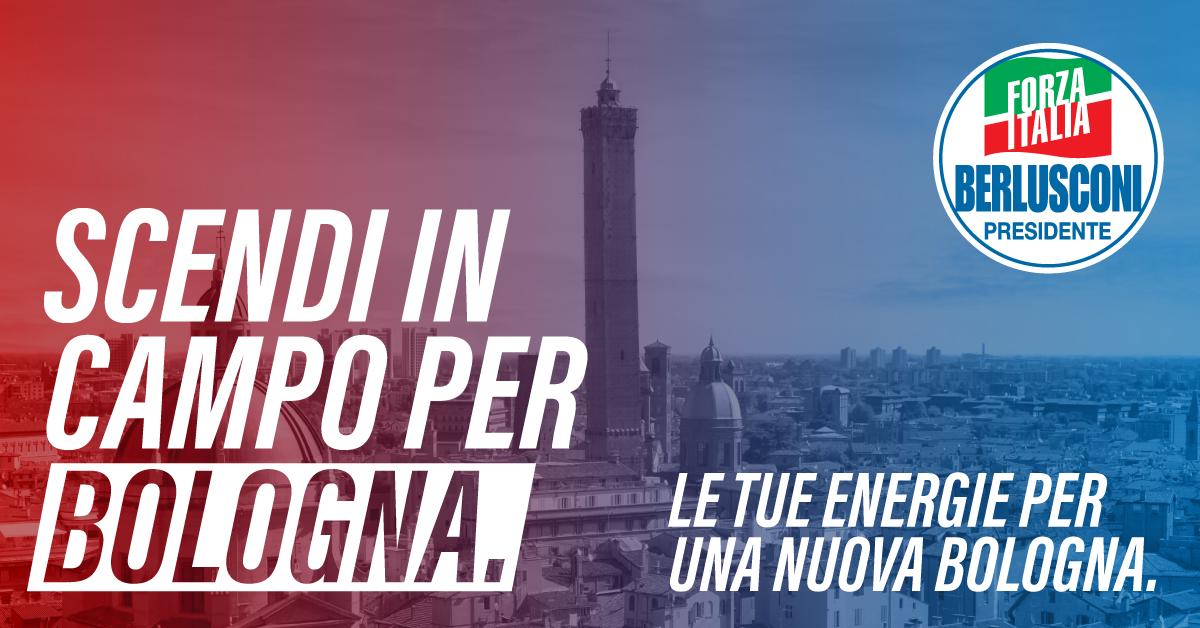 Scendi in campo per Bologna
