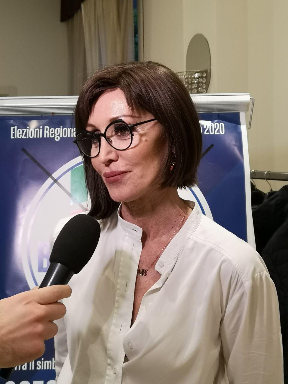 Anna Maria Bernini Forza Italia Emilia-Romagna